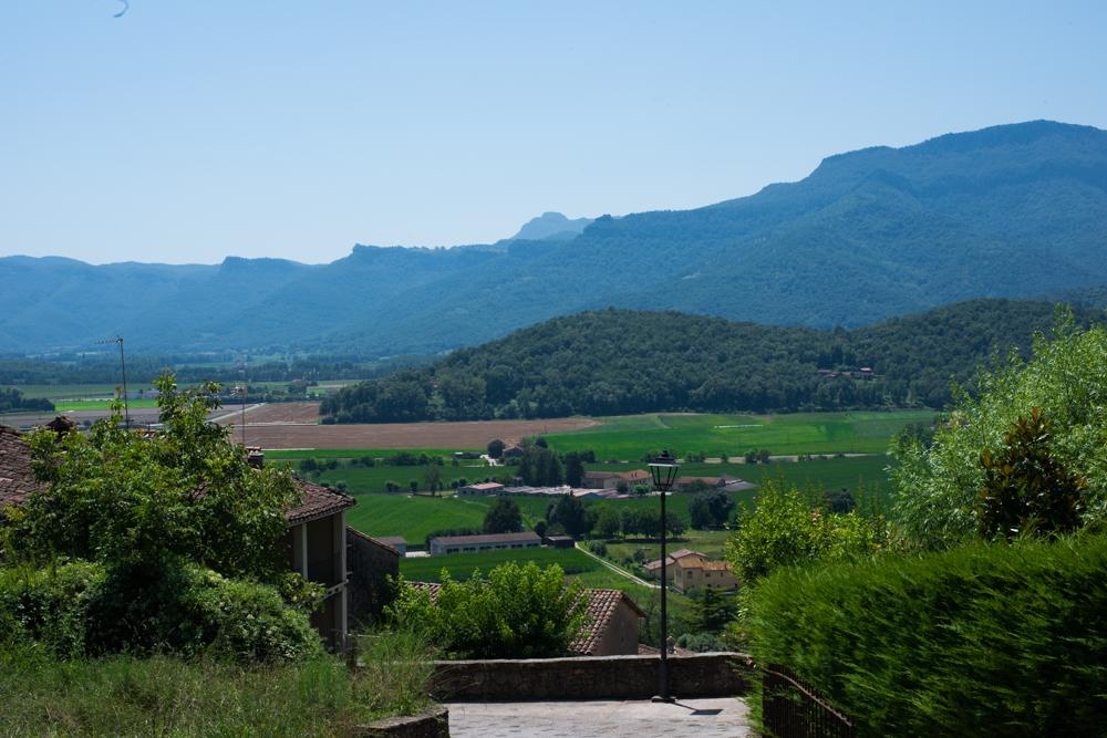 Vistas al valle d' BAS