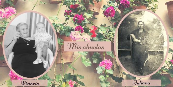 mis abuelas y 8 de marzo